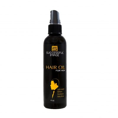 4oz Hair Oil- Best light weight hair oil conditioner & adds shine