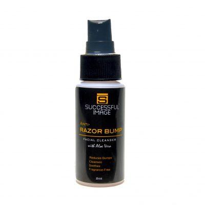 2oz Anti-razor Bump-Facial Cleanser that fights razor bumps